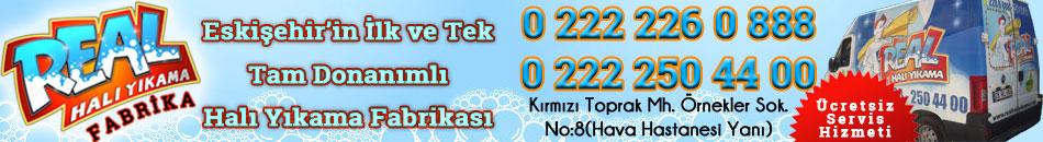 Real Halı Yıkama Eskişehir