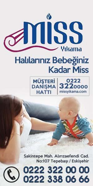 Miss Halı Yıkama Eskişehir