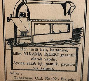 Eskişehir'de En Eski Hali Yıkama Firmaları